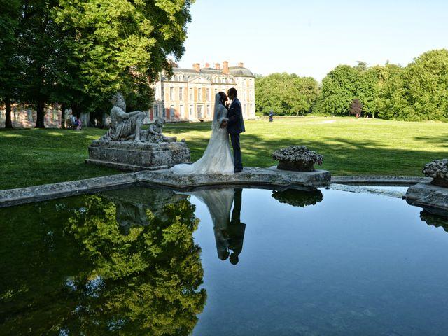Le mariage de Cédric et Lorriane à Étampes, Essonne 6