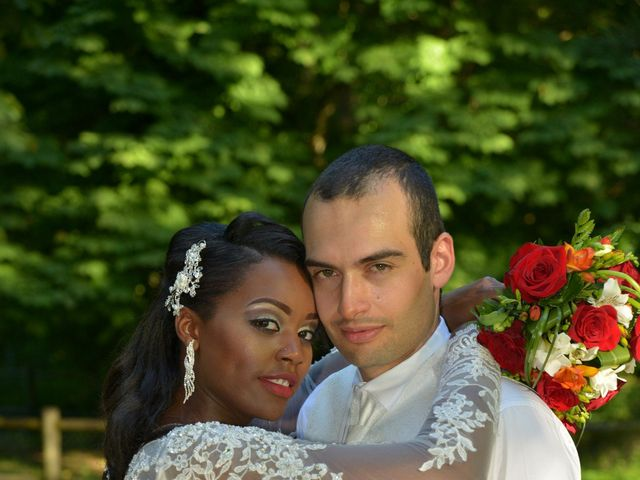 Le mariage de Cédric et Lorriane à Étampes, Essonne 9