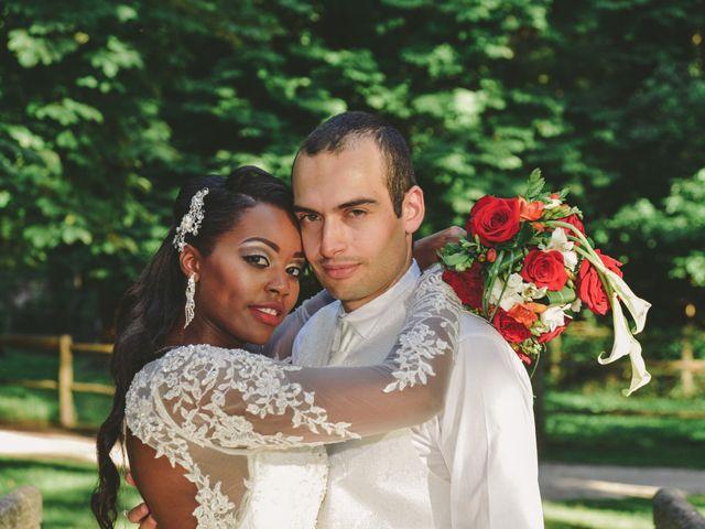 Le mariage de Lorriane et Cédric