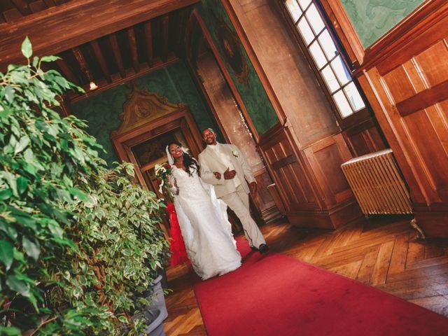Le mariage de Cédric et Lorriane à Étampes, Essonne 24