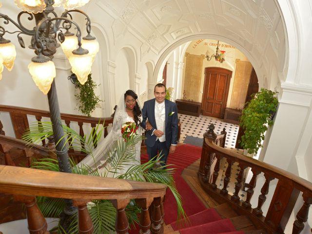 Le mariage de Cédric et Lorriane à Étampes, Essonne 27