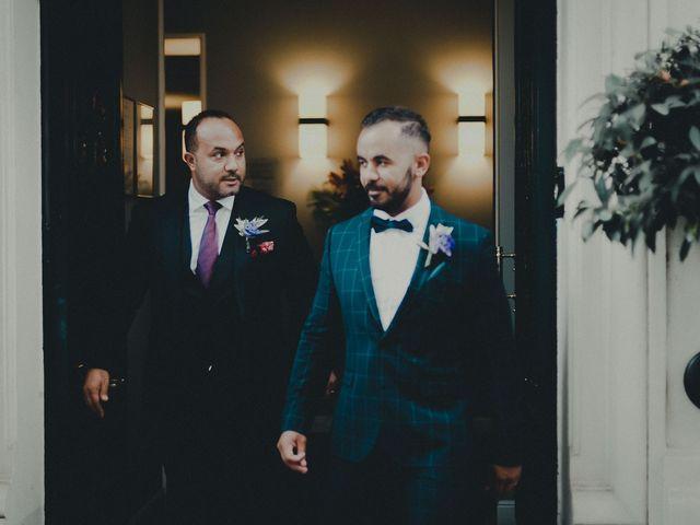 Le mariage de Perle et Sam à Paris, Paris 7