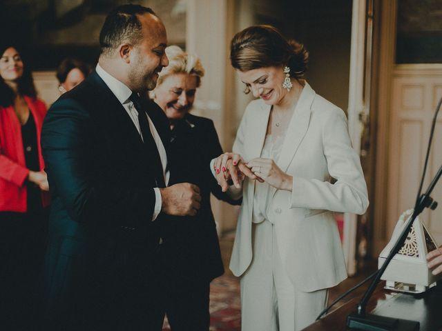 Le mariage de Perle et Sam à Paris, Paris 8
