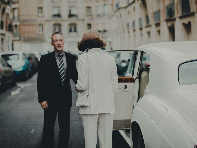 Le mariage de Perle et Sam à Paris, Paris 9
