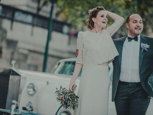 Le mariage de Perle et Sam à Paris, Paris 15