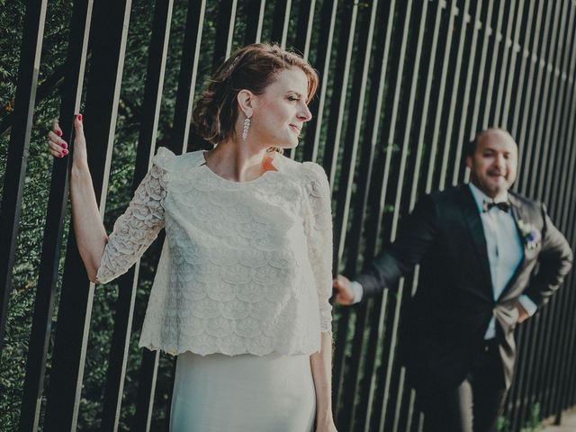 Le mariage de Perle et Sam à Paris, Paris 16