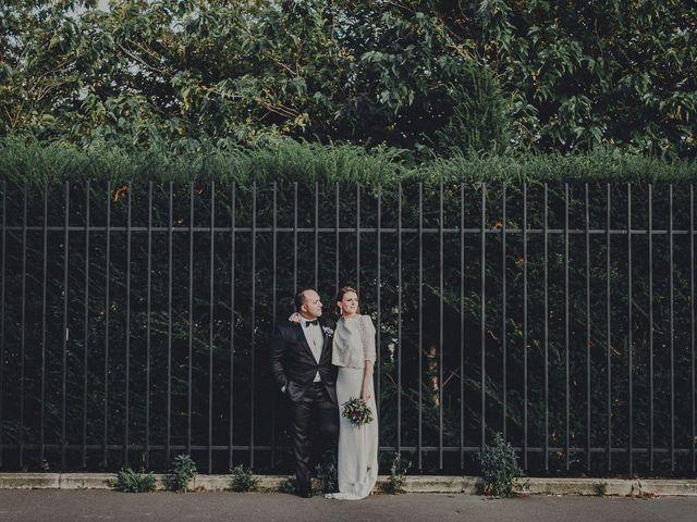 Le mariage de Perle et Sam à Paris, Paris 17