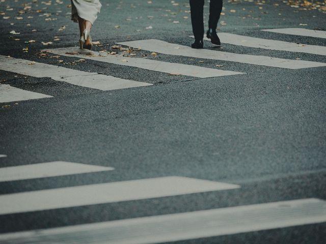 Le mariage de Perle et Sam à Paris, Paris 1