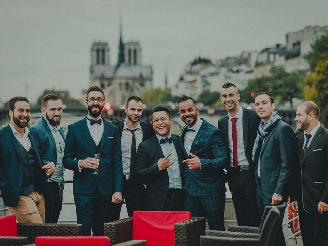 Le mariage de Perle et Sam à Paris, Paris 21