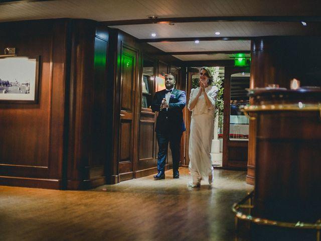Le mariage de Perle et Sam à Paris, Paris 27