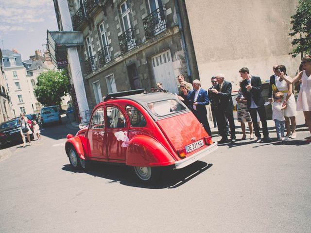 Le mariage de Hugo et Morgane à Nantes, Loire Atlantique 27
