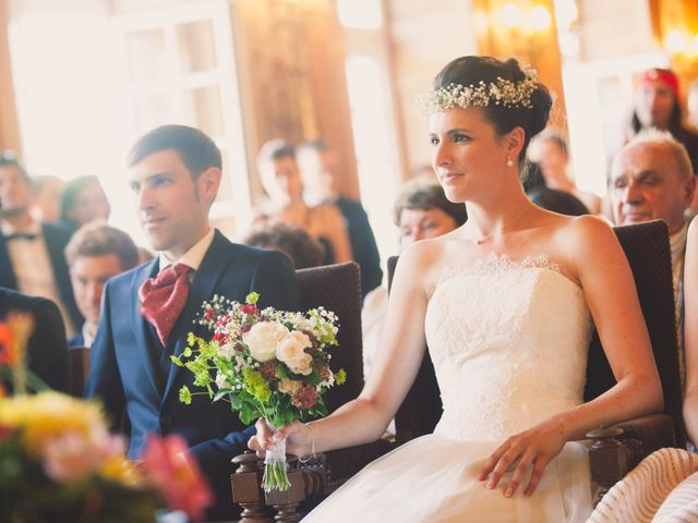 Le mariage de Hugo et Morgane à Nantes, Loire Atlantique 33