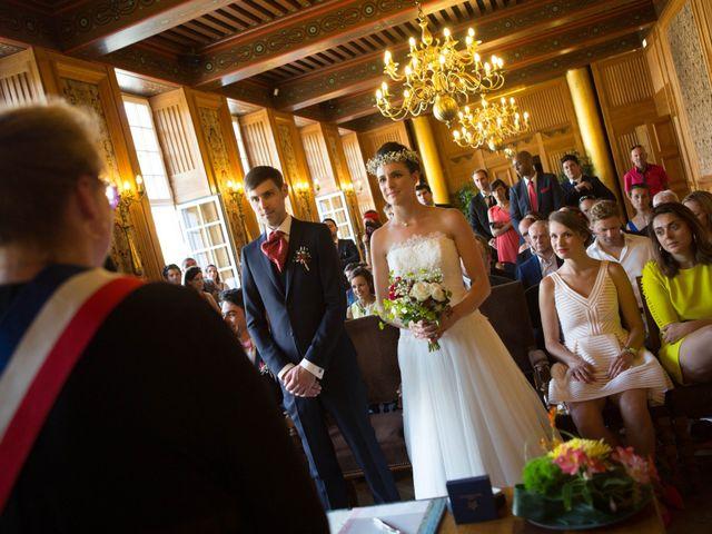 Le mariage de Hugo et Morgane à Nantes, Loire Atlantique 34