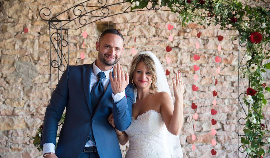 Le mariage de Damien et Fanny à Bourgoin-Jallieu, Isère