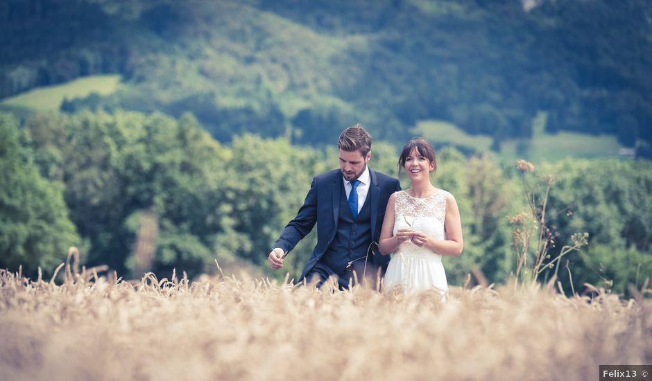 Le mariage de Vincent et Marina à Ostwald, Bas Rhin