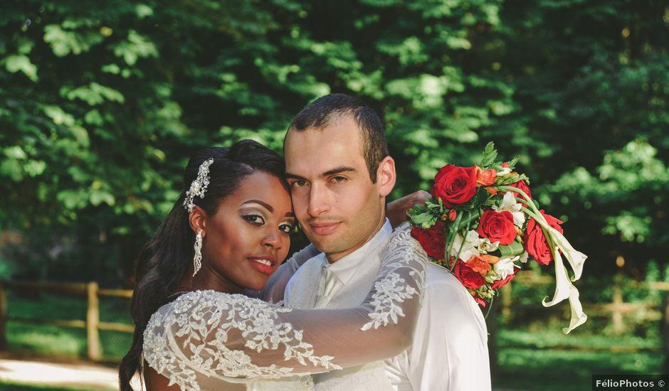 Le mariage de Cédric et Lorriane à Étampes, Essonne