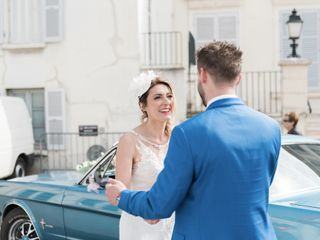 Le mariage de Nathalie et Romain 2