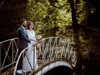 Le mariage de Lauren et Mickael