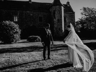 Le mariage de Marion et William