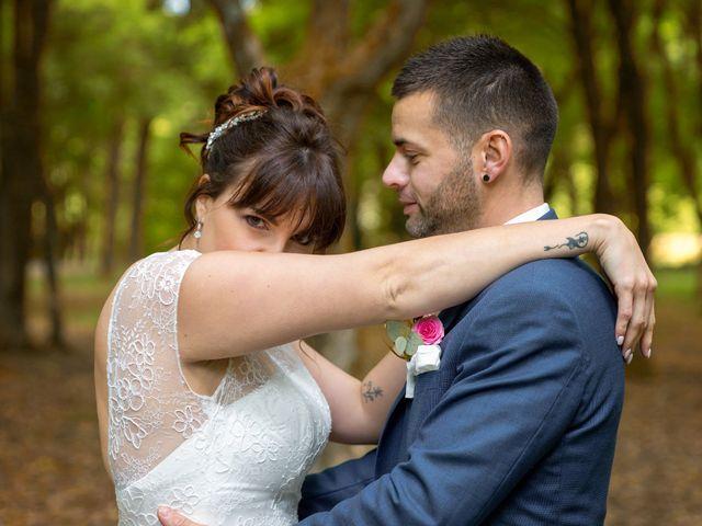 Le mariage de Alexandre et Eloïse à Genas, Rhône 10