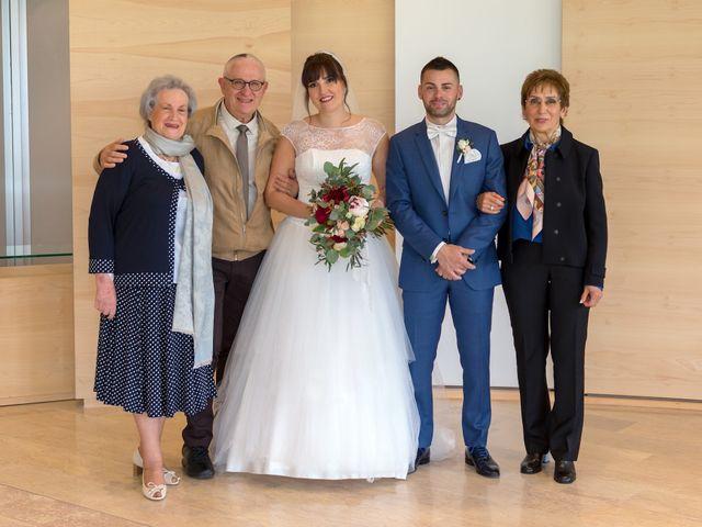Le mariage de Alexandre et Eloïse à Genas, Rhône 55