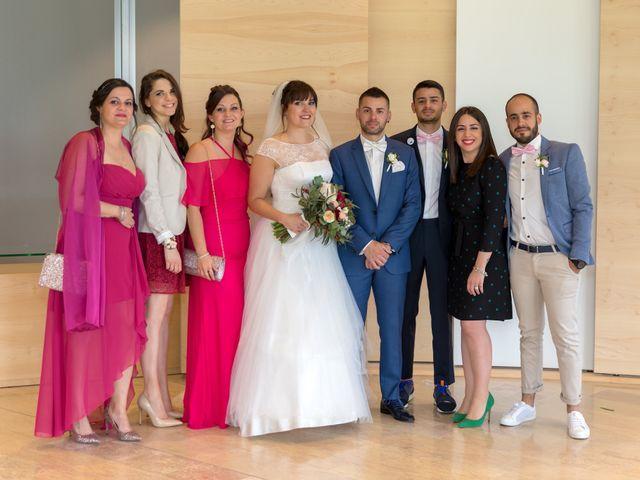Le mariage de Alexandre et Eloïse à Genas, Rhône 56