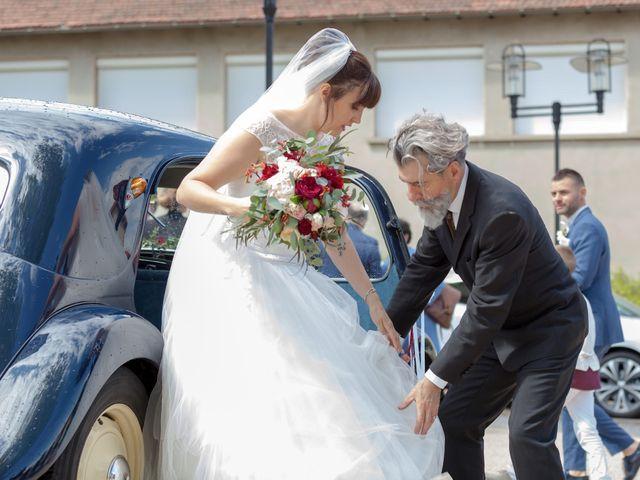 Le mariage de Alexandre et Eloïse à Genas, Rhône 61