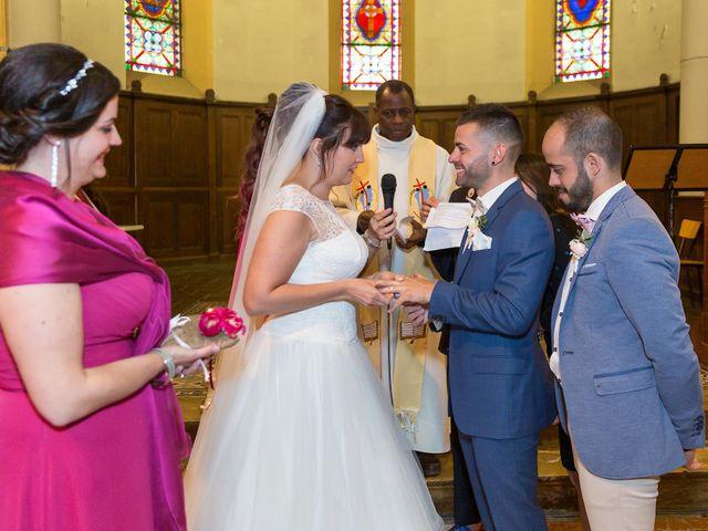 Le mariage de Alexandre et Eloïse à Genas, Rhône 63