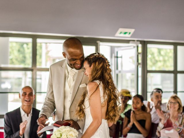 Le mariage de Yohann et Cendrine à Saint-Pierre-du-Perray, Essonne 13