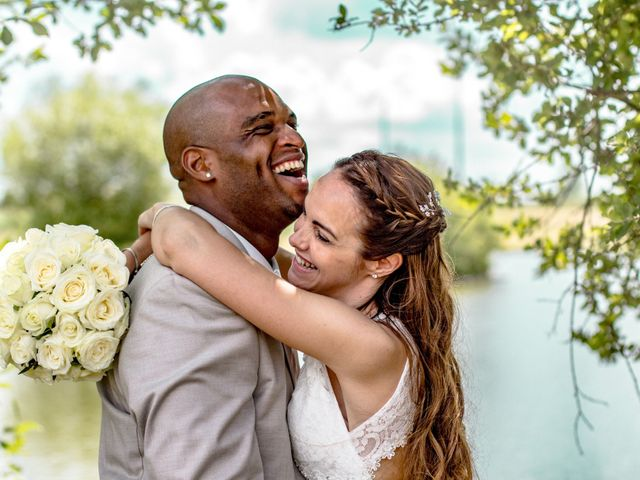 Le mariage de Cendrine et Yohann