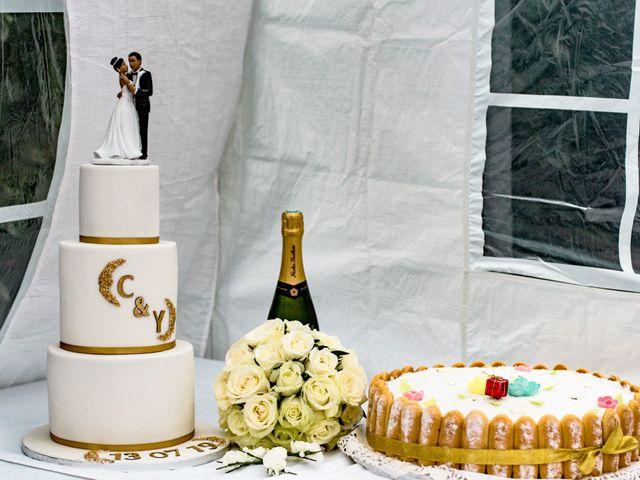 Le mariage de Yohann et Cendrine à Saint-Pierre-du-Perray, Essonne 35