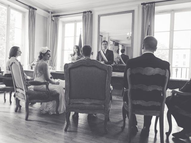 Le mariage de Romain et Nathalie à Rambouillet, Yvelines 8