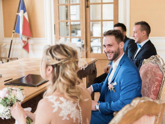 Le mariage de Romain et Nathalie à Rambouillet, Yvelines 9