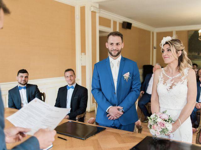 Le mariage de Romain et Nathalie à Rambouillet, Yvelines 11