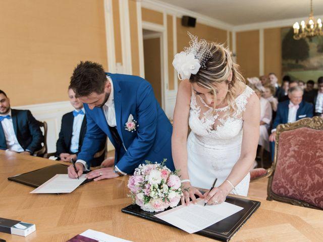 Le mariage de Romain et Nathalie à Rambouillet, Yvelines 15