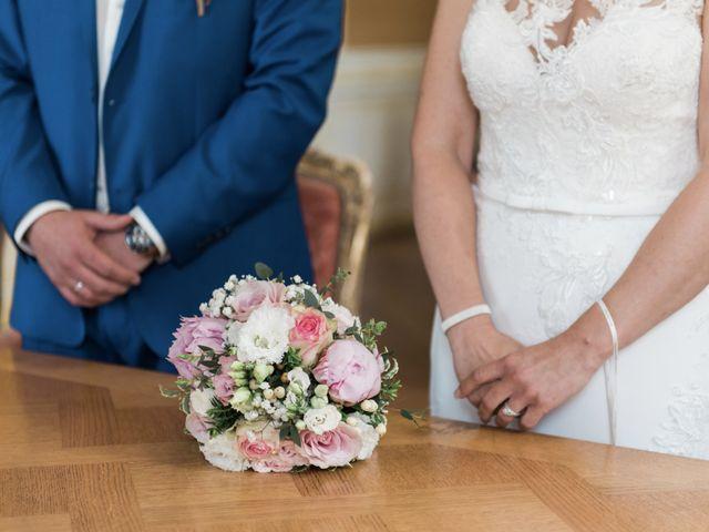Le mariage de Romain et Nathalie à Rambouillet, Yvelines 16