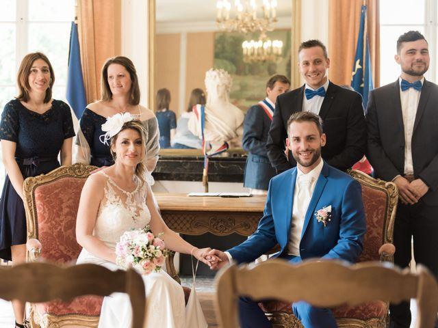 Le mariage de Romain et Nathalie à Rambouillet, Yvelines 17