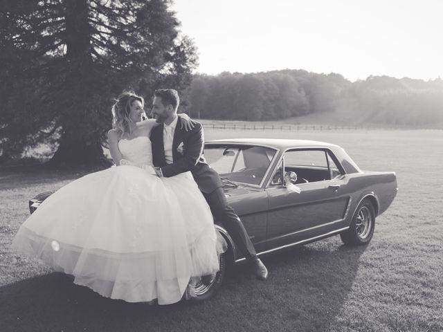 Le mariage de Romain et Nathalie à Rambouillet, Yvelines 85