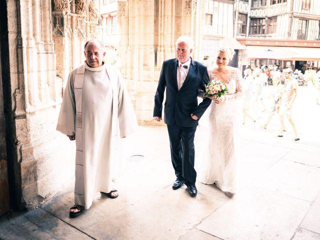 Le mariage de Joshua et Lea à Rouen, Seine-Maritime 7
