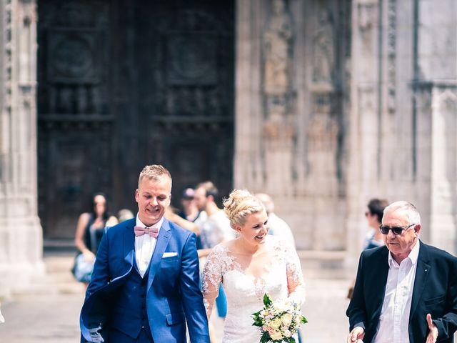 Le mariage de Joshua et Lea à Rouen, Seine-Maritime 9