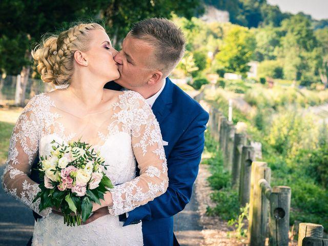 Le mariage de Lea et Joshua