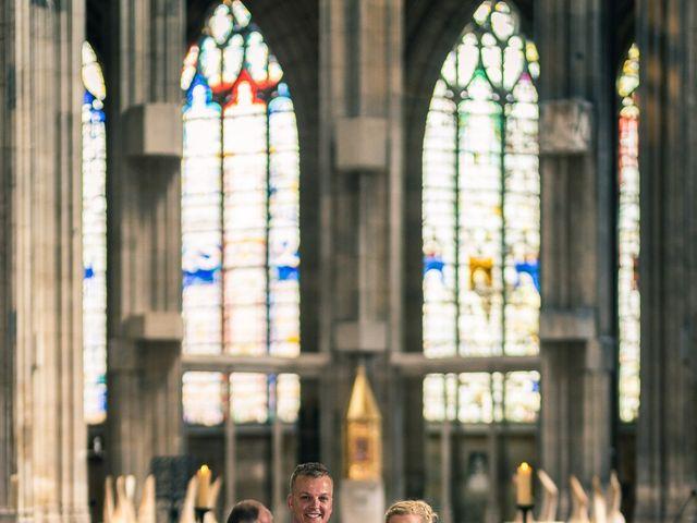 Le mariage de Joshua et Lea à Rouen, Seine-Maritime 12