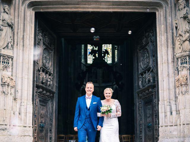 Le mariage de Joshua et Lea à Rouen, Seine-Maritime 20