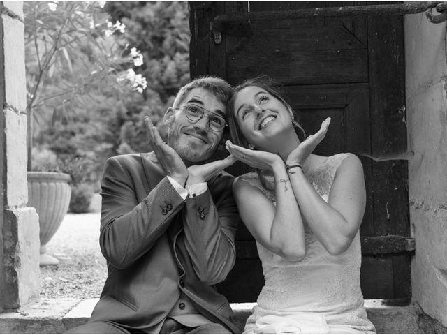 Le mariage de Benjamin et Mélanie à Vouillé, Vienne 9