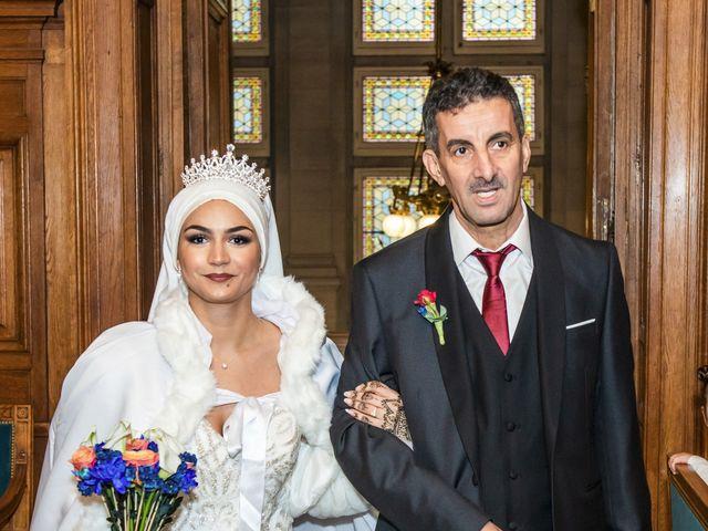 Le mariage de Zacharia et Kimberley à Paris, Paris 4