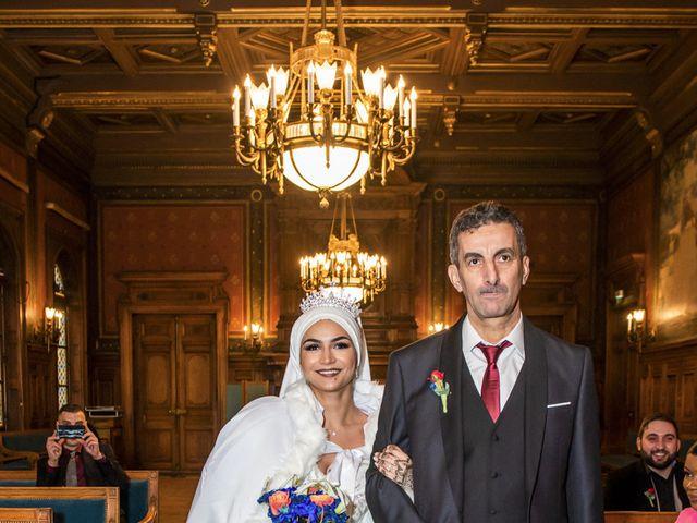 Le mariage de Zacharia et Kimberley à Paris, Paris 6