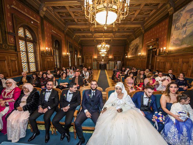 Le mariage de Zacharia et Kimberley à Paris, Paris 7