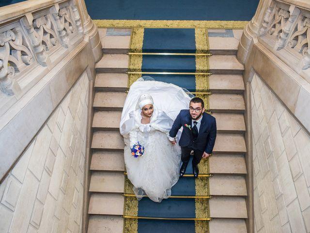 Le mariage de Zacharia et Kimberley à Paris, Paris 12