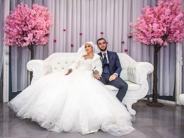 Le mariage de Zacharia et Kimberley à Paris, Paris 22