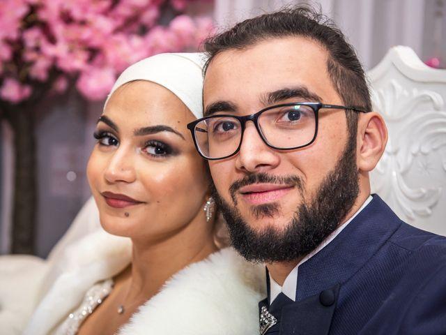 Le mariage de Zacharia et Kimberley à Paris, Paris 25
